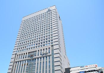 横浜スカイビル事務所